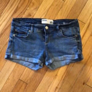 Garage Jeans Shorts size 5